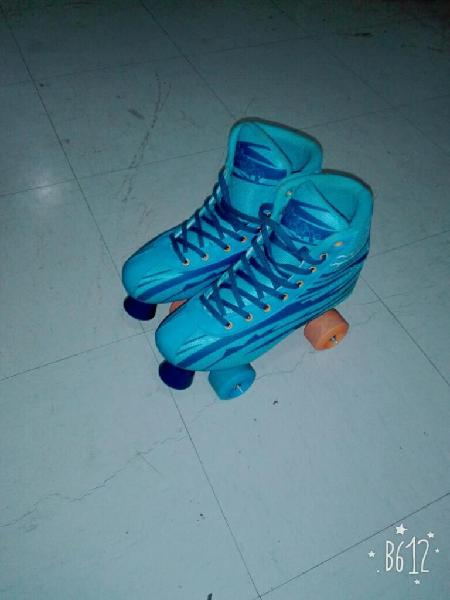 Remato patines quads