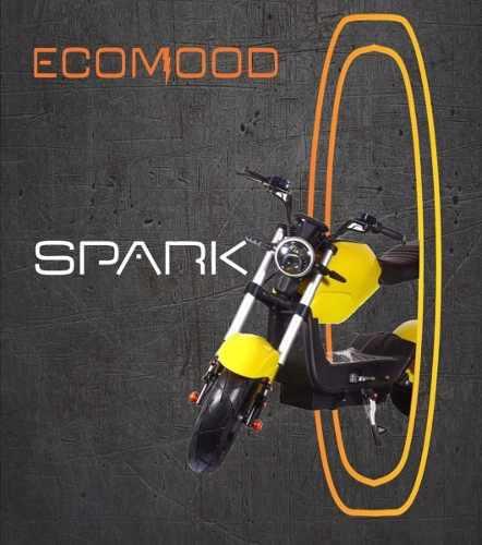 Scooter eléctrico, moto eléctrica