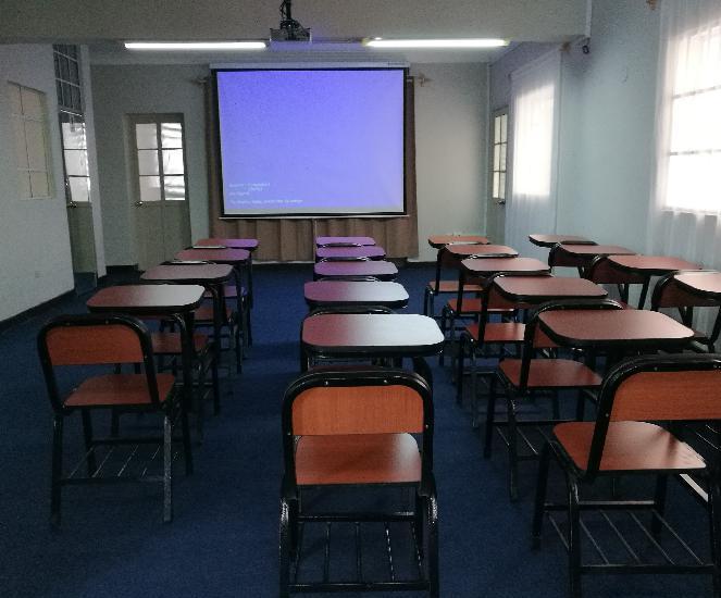 Alquiler de aula para cursos, talleres y capacitaciones