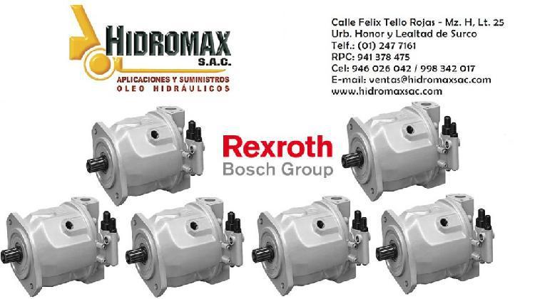 Bomba rexroth a10vo71