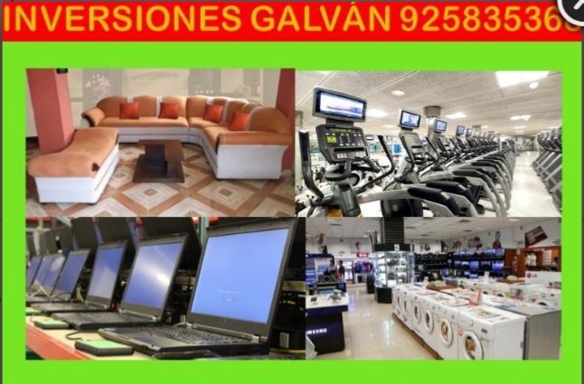 Compramos cosas usadas inversiones galvan 925835368