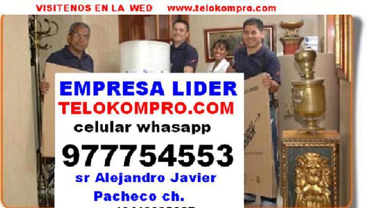 Compramos de todo 977754553,empresa telokompro.com.pagamos