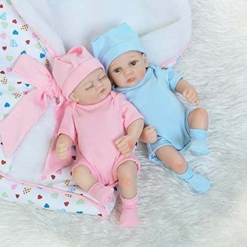 Cero pam super detallado renacer muñecas bebe prematuro vid
