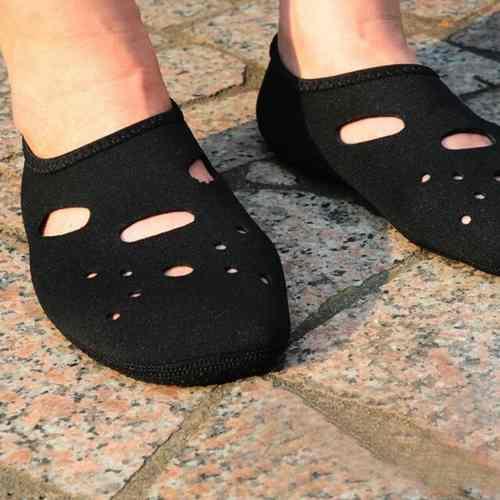 Medias neopreno niño zapatos playa aqua shoes acuatico