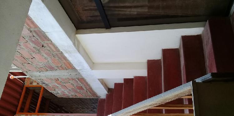 Segundo piso casa
