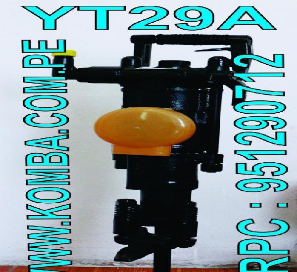 Yt29a perforadora neumática de china