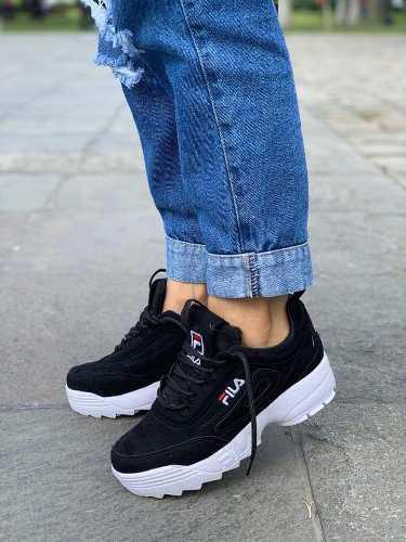 Zapatillas fila disruptor 2019 moda