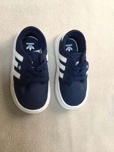 Zapatillas para Niños Adidas LK Sport 2 Velcro AQ5172
