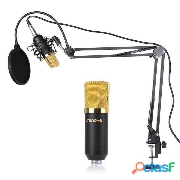 kit de micrófono condensador profesional para estudio 3
