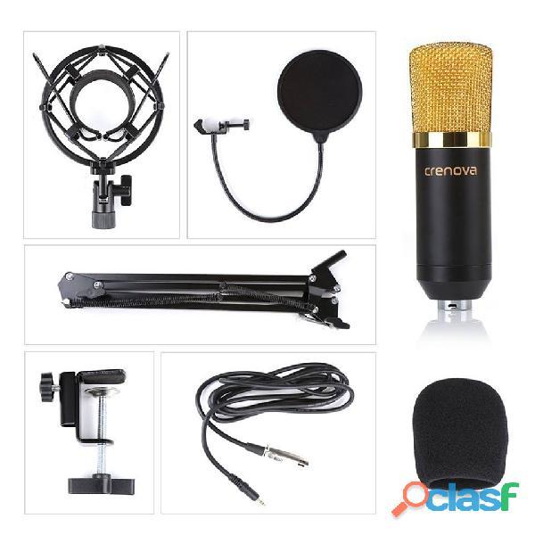 kit de micrófono condensador profesional para estudio 4