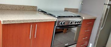 Muebles de cocina y closets