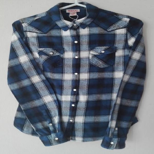 Camisa niña talla 16 marca mossimo