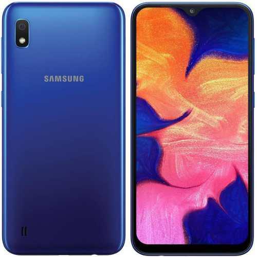 Samsung a10 32gb azul (libre de fábrica)
