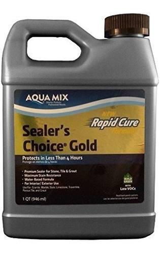 Aqua mix sealers choice gold quart 32 onzas