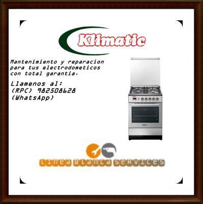 982508628 cocinas klimatic mantenimiento servicio tecnico