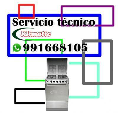 991668105 cocina klimatic servicio tecnico mantenimiento