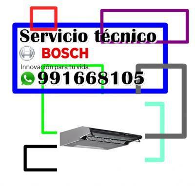 991668105 mantenimiento y reparacion de campanas bosch en