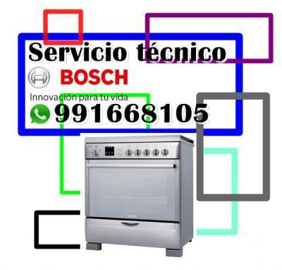 991668105 servicio tecnico bosch cocinas mantenimiento lima