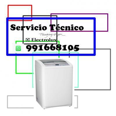 991668105 servicio tecnico lavadoras electrolux