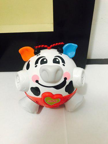 Fisher price giggle cow