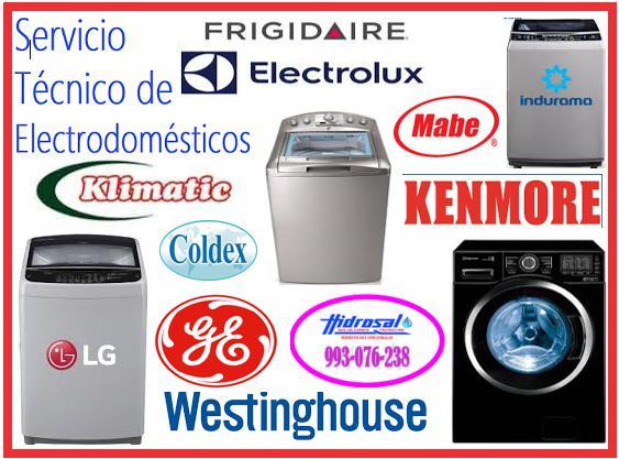 Lavadoras indurama servicio técnico de lavadoras