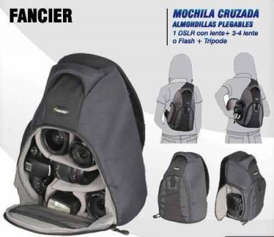 Mochila para cámara fotográfica - Fancier Agility-20