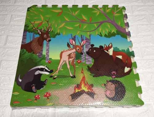 Piso eva puzzle estimulacion juguetes bebes y niños juegos
