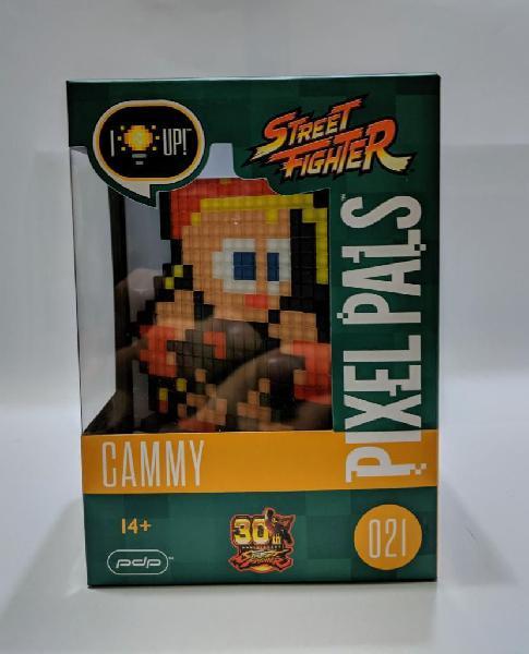 Pixel Pals Cammy Nuevo Sellado