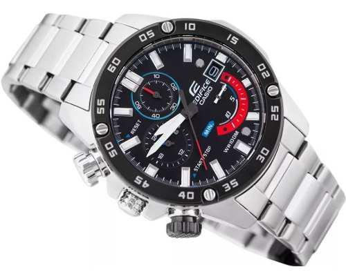Reloj Casio Edifice Efr-558db-1av Nuevo Origuinalcon #serie