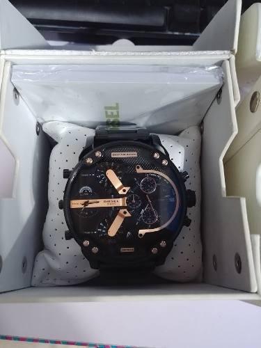 Reloj Diesel Big Daddy Mr Daddy Original En Stock 2019