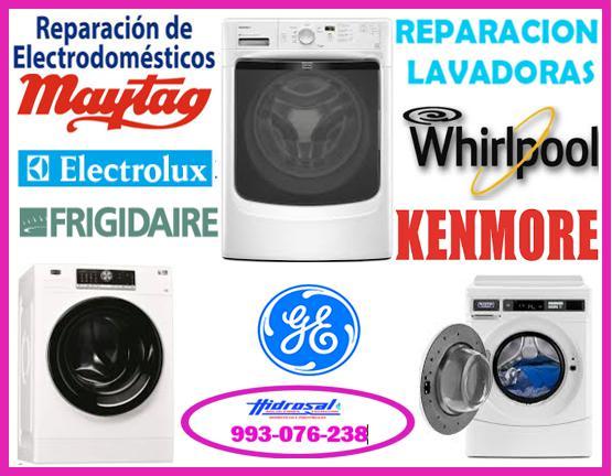 Reparaciones de lavadoras daewoo 993076238