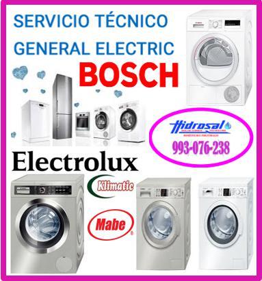 Reparaciones de secadoras eléctricas 993-076-238