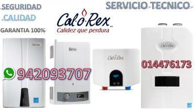 Servicio tecnico termas calorex 014476173