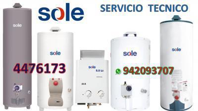 Servicio tecnico termas sole 014476173