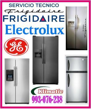 Servicio técnico de refrigeradoras frigidaire 993-076-238