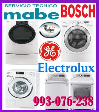 Servicio técnico general electric y reparaciones de