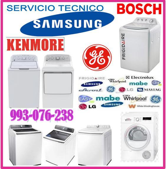 Servicio técnico samsung reparaciones de lavadoras