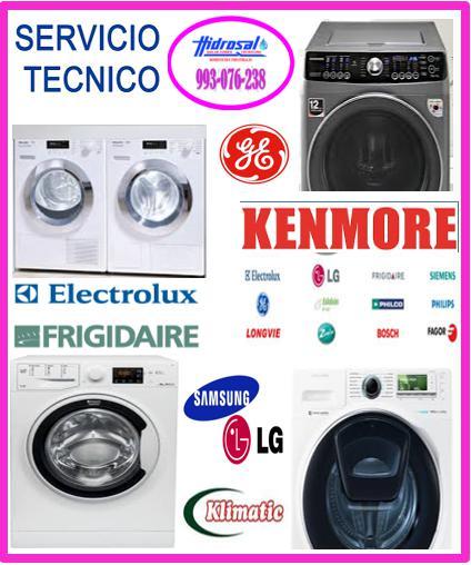 Servicio tecnico de lavadoras samsung y mantenimientos