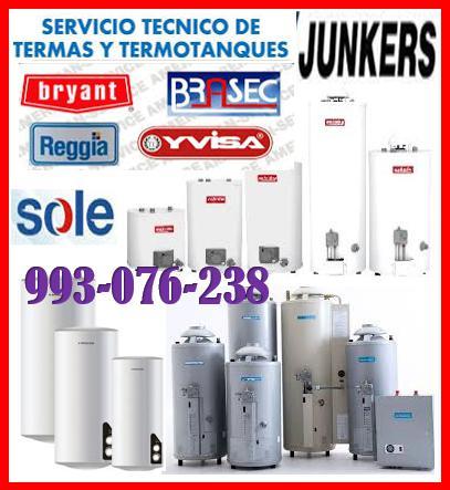Servicio tecnico de termas a gas brasec