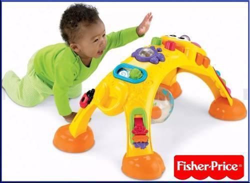 Super arquito leon feliz fisher price musical