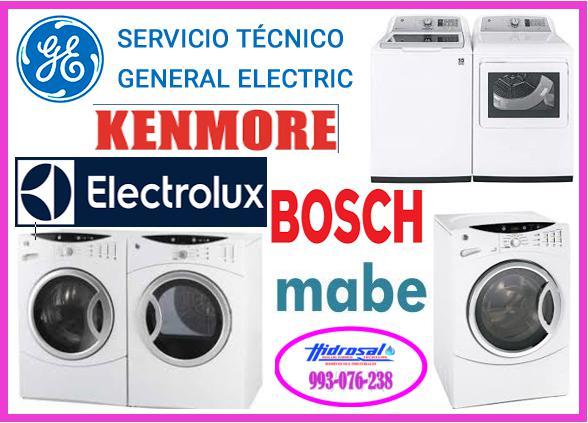 Técnicos de secadoras y reparaciones 993076238