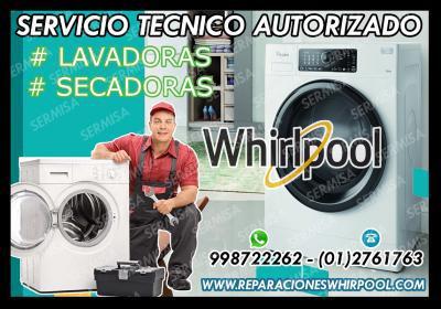 Whirlpool 2761763|soporte técnico de lavadoras en surco