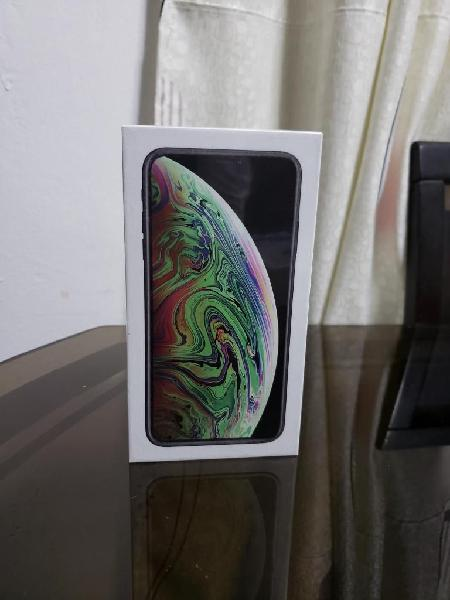 Iphone xs max 64gb y 512gb sellados sg