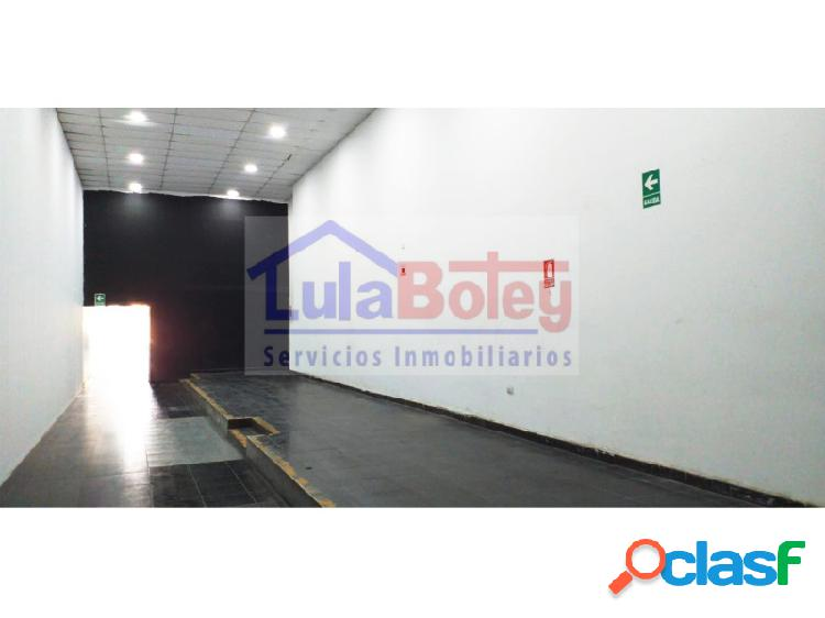 Alquilo local comercial en plena av. grau