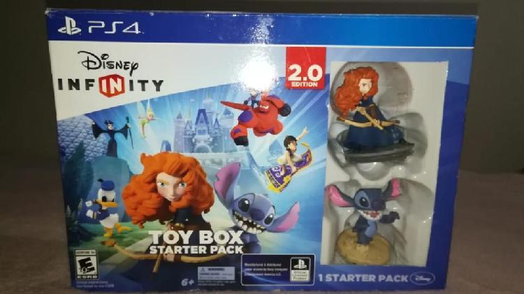 Disney infinity 2.0 ps4 toy box