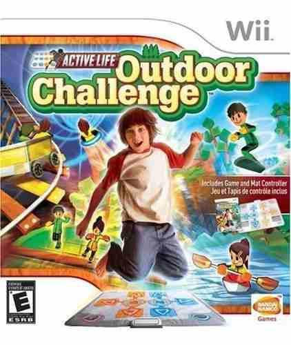 Active life outdoor challenge nintendo wii