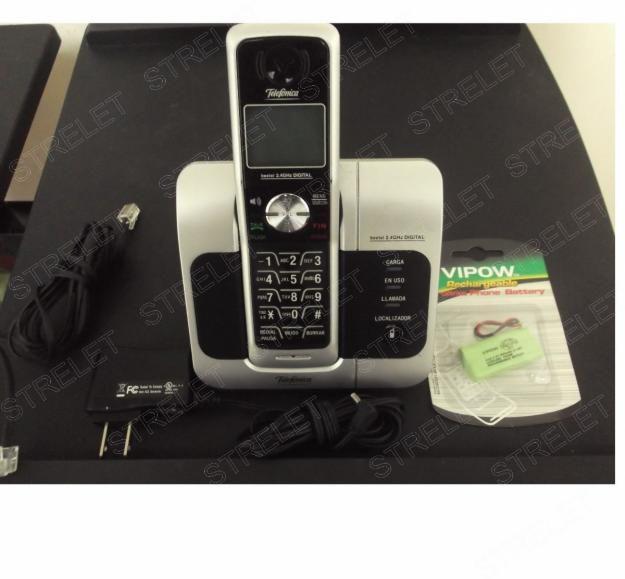 Telefonos inalambricos beetel a solo s/ 80.