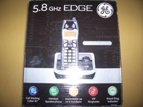 Telefonos inalambricos s/ 40.00. general electric