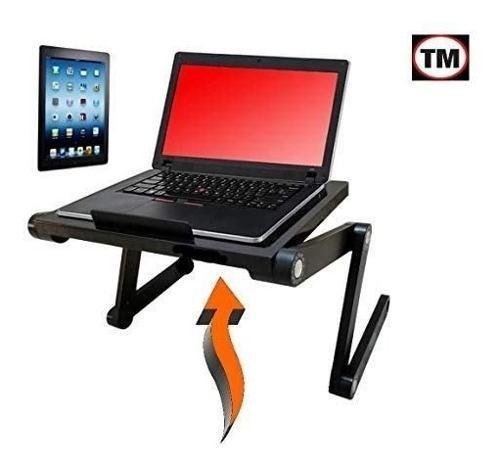 Tableta, ipad, mesa de ordenador y cama portatil, sofa bande