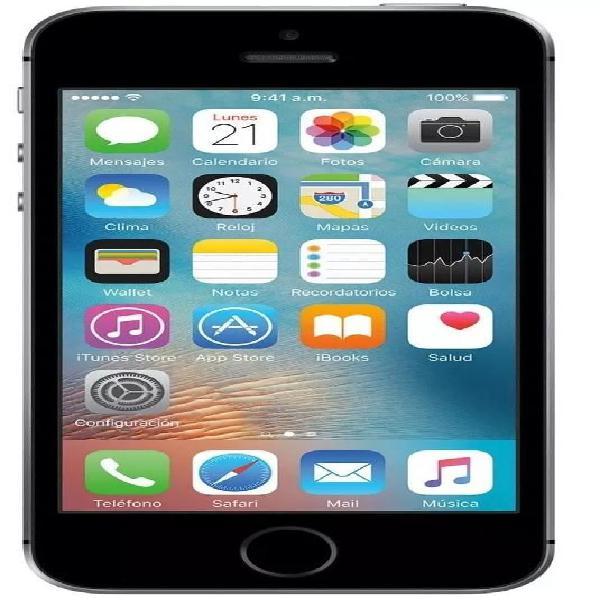 Iphone se 32gb como nuevo! con audífonos inalámbricos